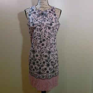 London Times Summer Sheath Dress